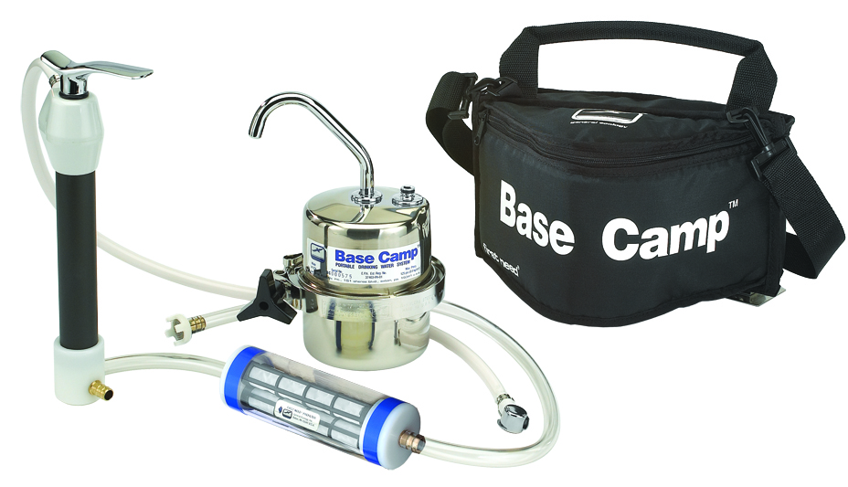 703300 BaseCamp Portable Water Purifier
