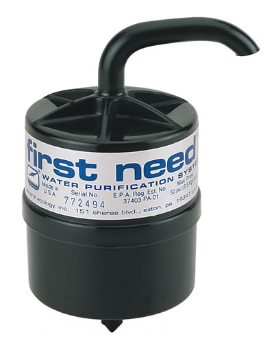 342000 Trav L Pure Replacement Canister